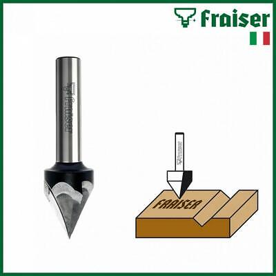 V Groove Router Bit 35 60 90 Degree For Wood Working Cnc Engraving Solid Carbide