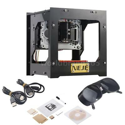 NEJE DK-8-KZ 1000mW Lasergravur Laser Graviermaschine Engraving Maschine J1X6
