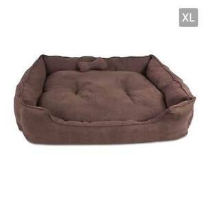 Faux Suede Washable Dog Bed - Extra Large Brisbane City Brisbane North West Preview