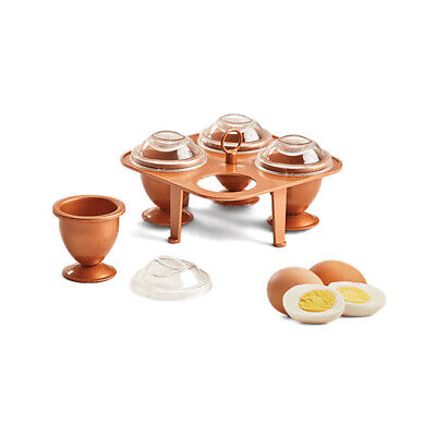 Copper Chef Copper Eggs XL With Non Stick Coating 4 XL Copper Egg Makers