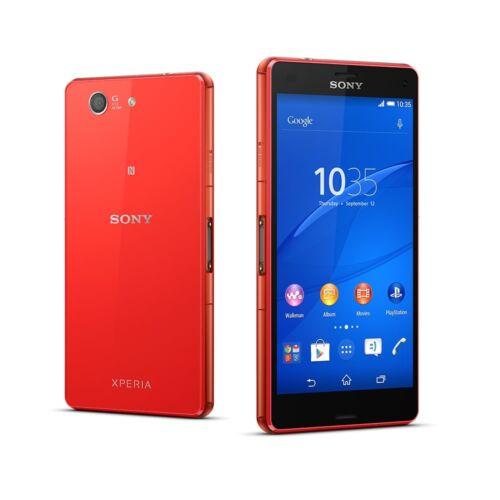 "White Unlocked 4.6"" Sony Ericsson Xperia Z3 Compact D5803 ..."