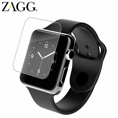 ZAGG - HD Clear Shield Screen Protector for Apple Watch™ 38mm – Clear A38HWS-F0B, used for sale  Shipping to India