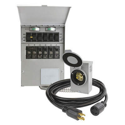 Reliance Protran 2 306crk Manual Transfer Switch Kit Free Shipping