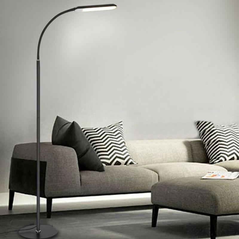 LED Floor Lamp Reading Light Standing Adjustable Gooseneck H