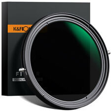 K&F Concept Camera Lens Filter No X  ND2-ND32 ND and CPL  2 in 1  67/72/77/82mm