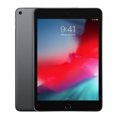 Apple iPad mini 5 2019 Wi‑Fi 64GB - [GRIS(Space Grey)] Nuevo con Garantía