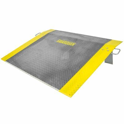 48 X 60 Loading Dock Plate For Pallet Jack Truck 2900lb Capacity