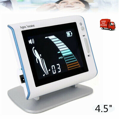 Dental 4.5 Lcd Endodontic Root Canal Finder Dte Dpex Iii Apex Locator