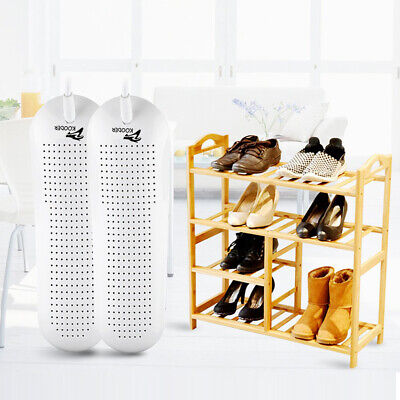Electric Shoes Dryer Foot Boots Warmer Drying Heater Deodorant Shoes Footwear US