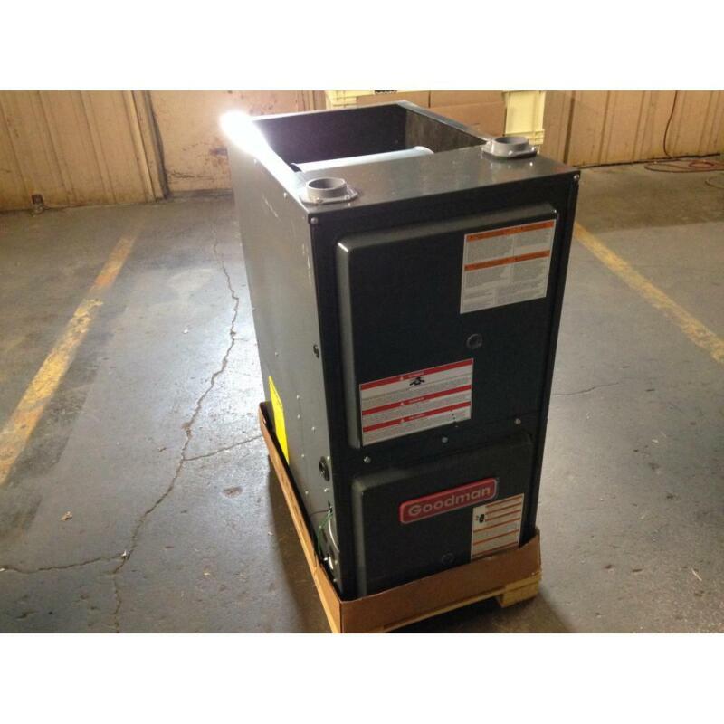 GOODMAN GCSS960603BNAA 60,000 BTU DOWN/HORIZONTAL SINGLE SPEED GAS FURNACE 96%