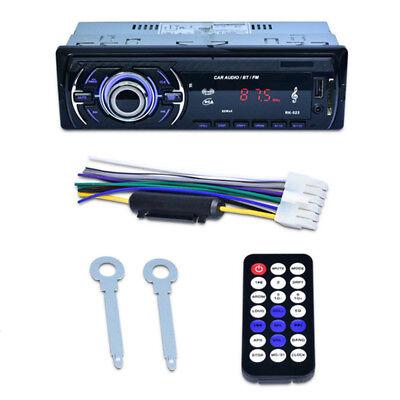 Kfz Auto Dash Stereo Audio MP3 Player Set Bluetooth SD AUX USB FM Radio Tuner 1x