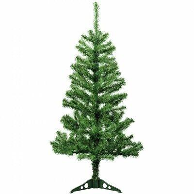 245005 Árbol de Navidad 150H cm con 200 ramas plegables en PVC...