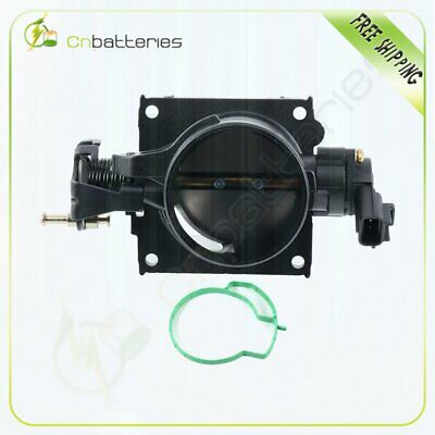 Throttle Body For 2005 2006 2007 Ford Focus ZX3 ZX4 ZX5 2.0L 2.3L TB1088 2004 Ford Focus Throttle