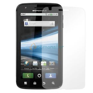 3X New Screen Protector For Motorola Atrix 4g MB860 HOT