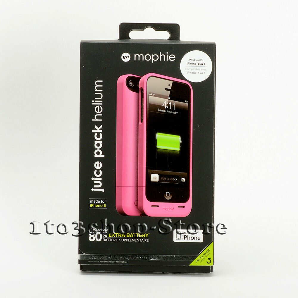 mophie juice pack helium Made for iPhone 5S/5 - iPhone 5, iP