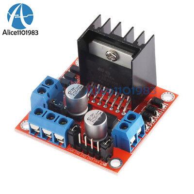 2pcs Stepper Motor Drive Controller Board Module L298n Dual H Bridge Dc Arduino