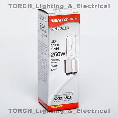 Norman Modeling Lamp - SATCO 250 Watt Modeling Lamp Norman Speedotron Dynalite ESS Strobes Light Bulb