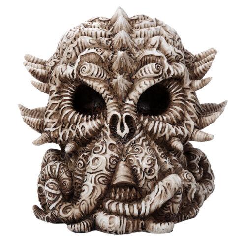 Skull of Cthulhu Statue Figurine Lovecraft Giant Squid Horror Creature Ocean