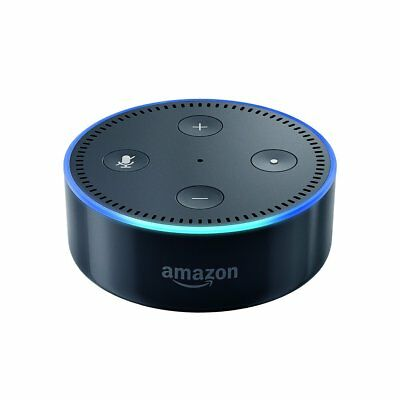 Echo Dot (2nd Generation) - Smart speaker with Alexa - Black.