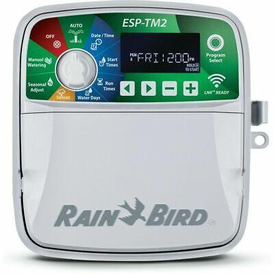 ESP-TM2 Rain Bird Control Unit 230V 8 Stations for Indoors Below Exterior