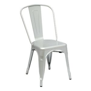 Tolix Marais Dining Chair in SilverTolix marais Chair   eBay. Marais A Chair. Home Design Ideas