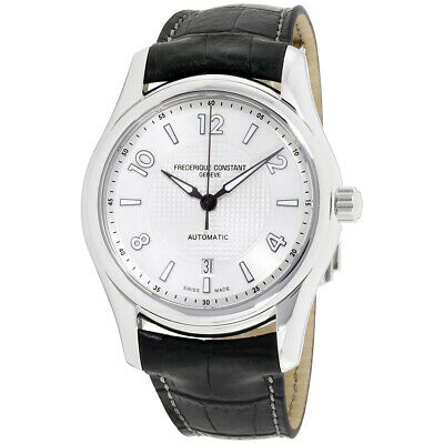 Frederique Constant Runabout Automatic Silver Dial Men's Watch FC-303RMS6B6