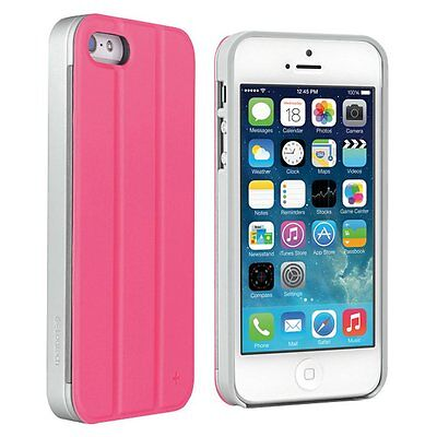 Logitech Case+Tilt for iPhone 5 - Pink
