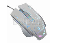 X11-B New USB 6D Gaming Mouse Wired Black Business Productivity