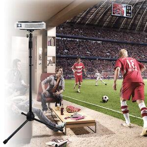 Portable Projector Laptop Stand Table Tripod DJ Disco Karaoke Adjust 28