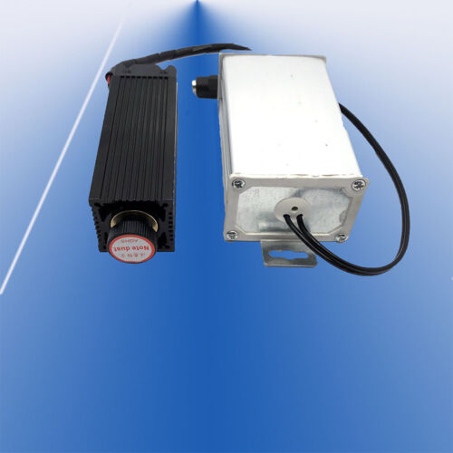 Focusable High Power 450nm 5W Blue Laser Module TTL Carving/Burning Gift Goggles