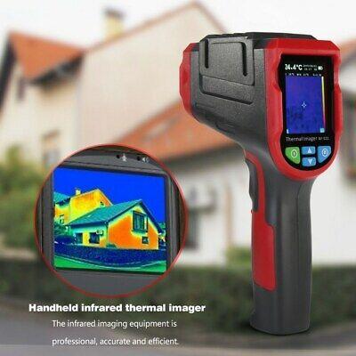 Handheld Thermal Imaging Camera Infrared Thermometer Imager Lcd Display Ir