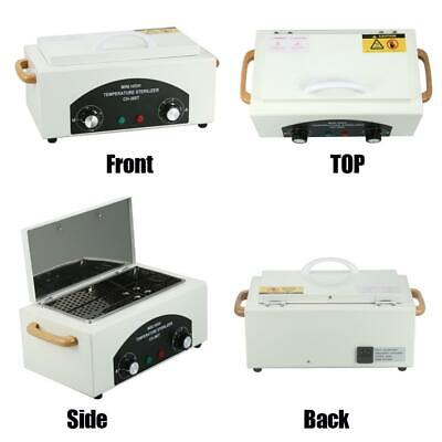 300w Hot Dry High Temperature Manicure Sterilizer For Beauty Salon Spa Home 110v