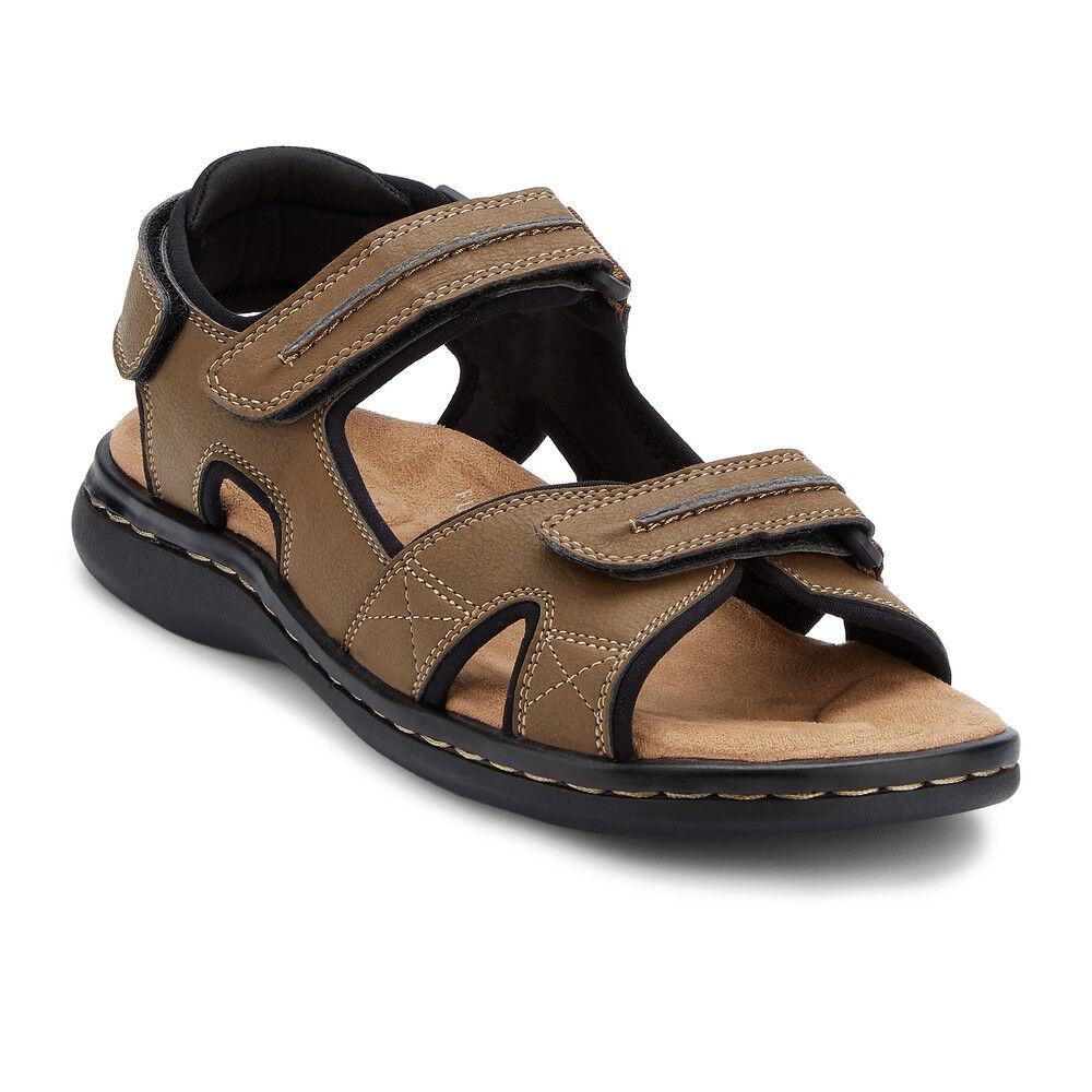 Dockers Mens Newpage Casual Comfort Outdoor Sport Adjustable Sandal Shoe