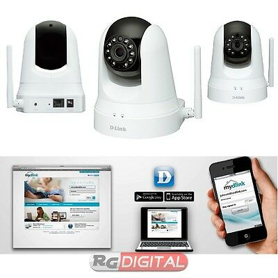 Telecamera wireless ip camera Net WLAN IP-Kamera D-LINK DCS-5020L/E MOTORIZZATA