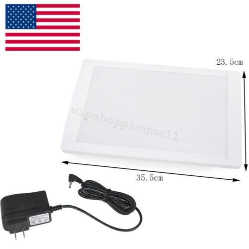 USA Supplier Dental X-Ray Film Illuminator Light Box Sealed LED Light Panel A4