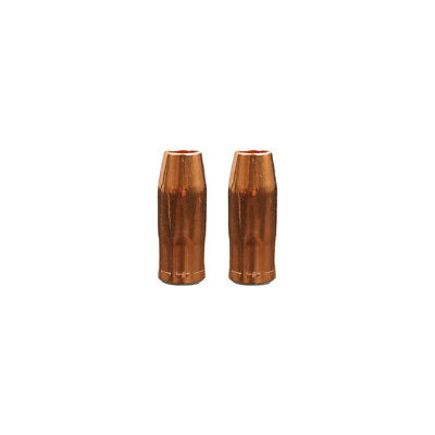2-pk 12 Gas Nozzle For Snap-on Mig Welder Ya205 Ya217 Ya219 Ya240 Part