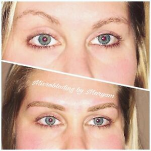 Microblading eyebrows ($279 holiday special) Kitchener / Waterloo Kitchener Area image 9