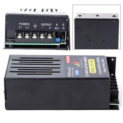 Chr-2685 Automatic Generator Battery Charger 110220 Vac 3.5a Floating Charging
