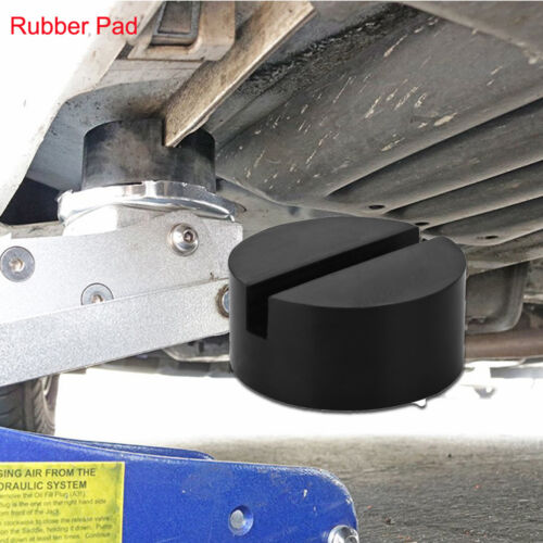 Details about Rubber Pad Rubber Block Hydraulic Ramp Jacking pads Trolley  Jack Stands Adapter