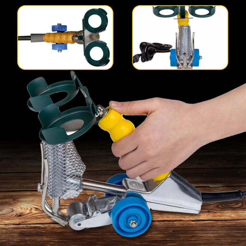 Handle Double-line Seam Machine Stitching Line Tool Woodworking Sewing Machine