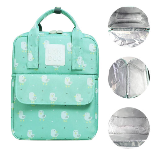 LAND Cooler Bag Insulated Lunch Ice Picnic Lunch Camping Cold Travel backpack Camping & Hiking