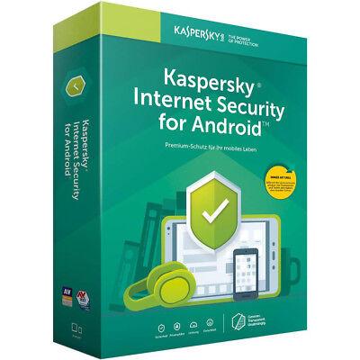 Kaspersky Internet Security für Android 2019 / 1 Gerät / 1Jahr / Mobile /