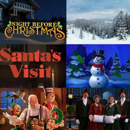 8 Christmas Set AtmosFX Decorations Projection Full Set Holiday 2020 🎅 +BONUS++