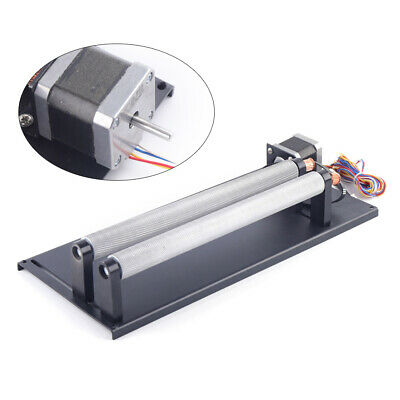 Rotary Attachment Simpler For Co2 Laser Engraver Machine Two Axis Easy Edition