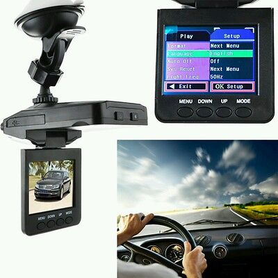 HD 1080P Night Vision Car Video Recorder Camera Vehicle Dash Cam DVR G sensor