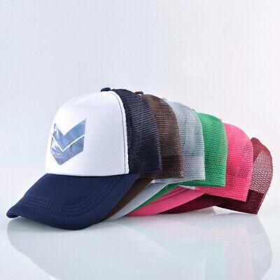RACING Baseball Cap Sun Hat Snapback Hip Hop Gift Summer Trucker Fast Car Racer](Car Hop Hat)