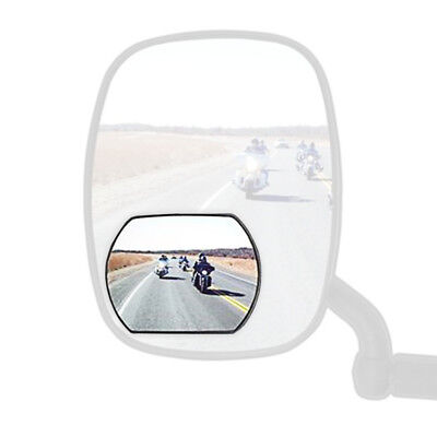 T-Rex Blind Spot Mirror, Attaches to Your Exterior Car Mirror (Large (5.5