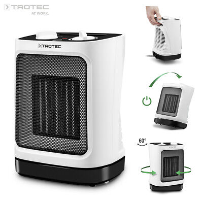 TROTEC Soplador calefactor de cerámica TFC 17 E   Estufa Eléctrica  ...