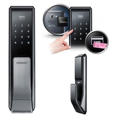 SamSung SHS-P710 PushPull Digital Door Lock Keyless