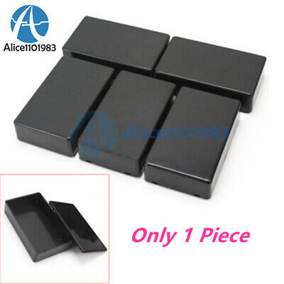 Plastic Electronic Project Box Enclosure Instrument Case 100x60x25mm